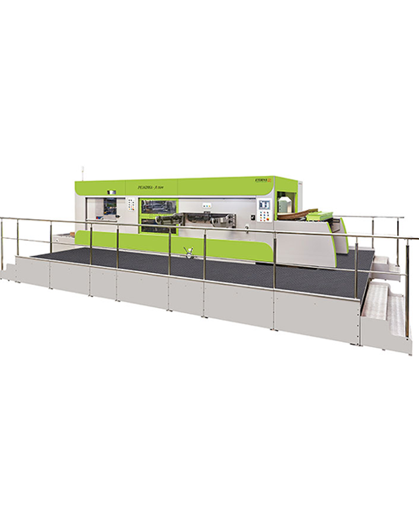 1620 Action Series Automatic Diecutting & Creasing Ma