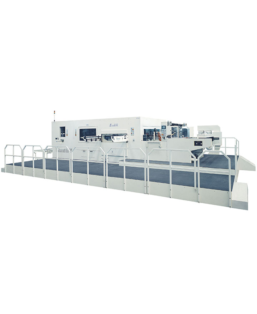 2100 Series Fully-automatic Diecutting & Creasing Machines